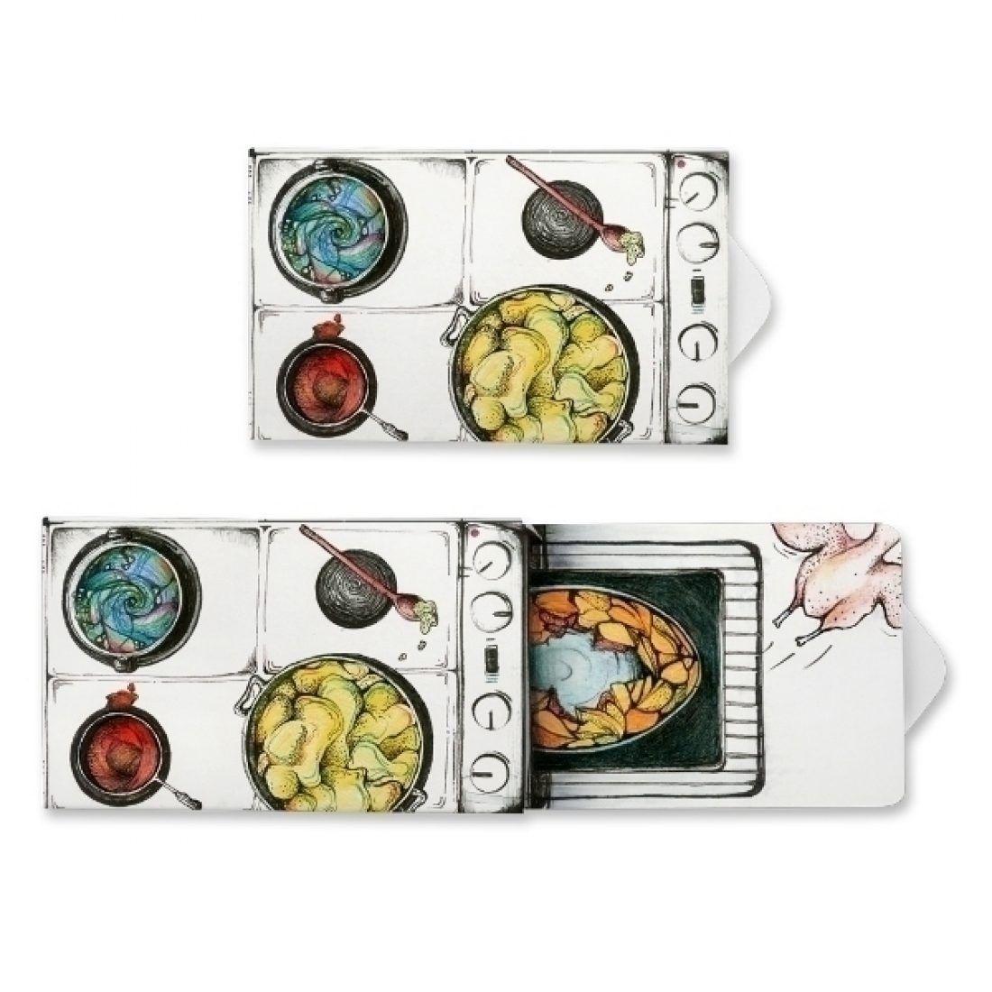 Küchenzauber - Carolina Rossi, Charitygum