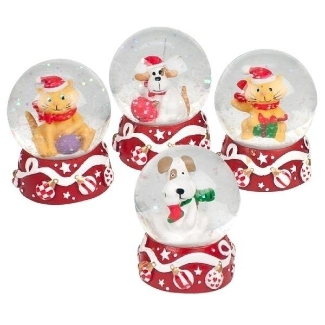 Wunschkugel - Merry Christmas